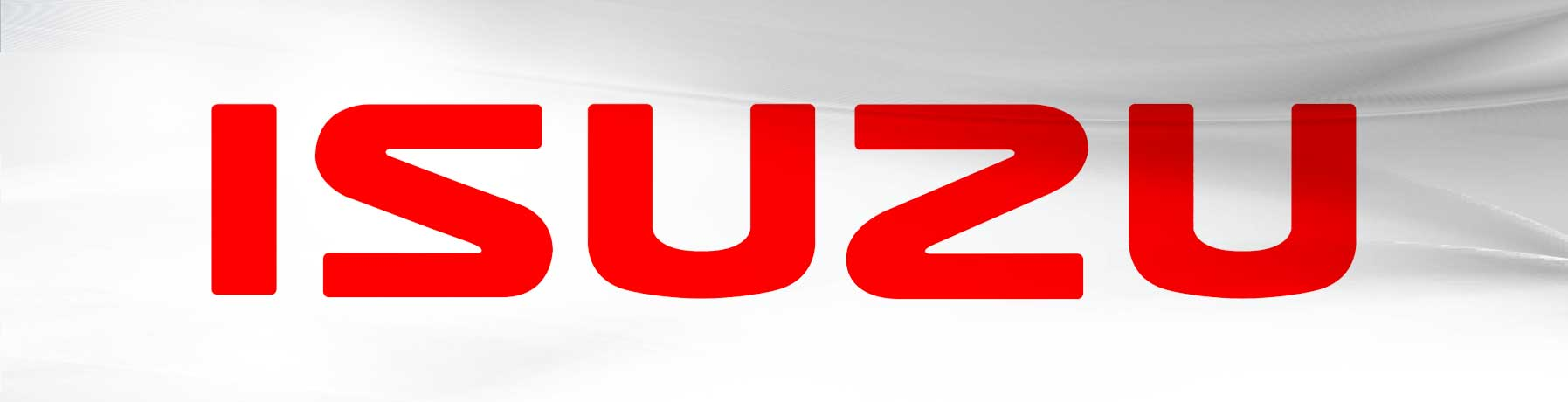 We service Isuzu vehicles